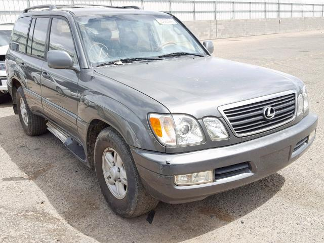 click here to view 2000 LEXUS LX 470 at IBIDSAFELY