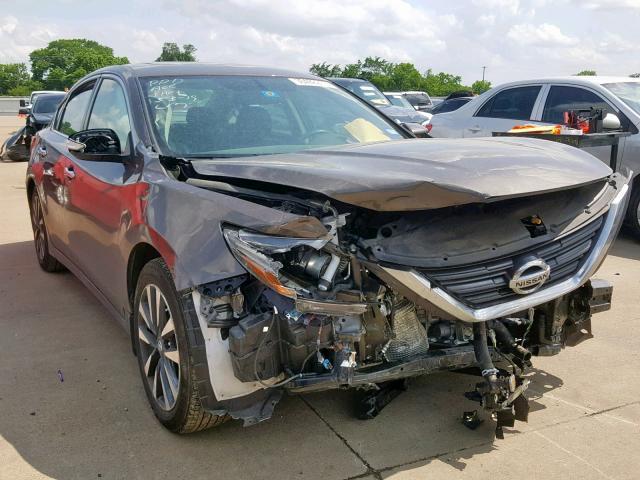 2016 NISSAN ALTIMA 2 5 Photos | TX - DALLAS SOUTH - Salvage Car