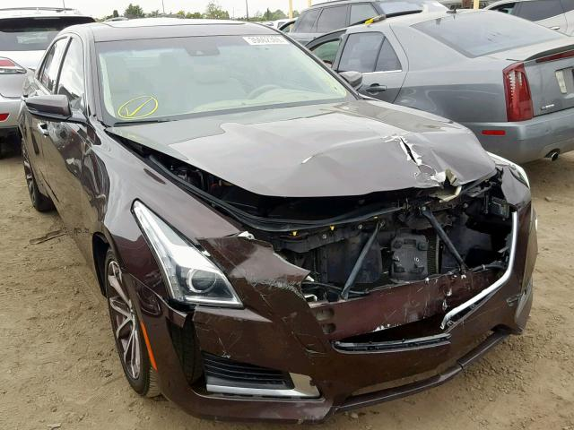 click here to view 2016 CADILLAC CTS LUXURY at IBIDSAFELY