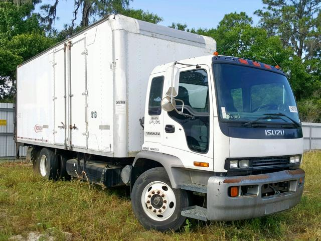 click here to view 2007 ISUZU T7F042-FVR at IBIDSAFELY