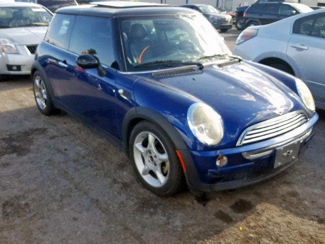 click here to view 2003 MINI COOPER at IBIDSAFELY