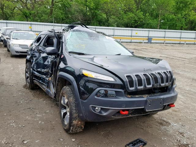 1C4PJMBS0GW359955 2016 JEEP CHEROKEE TRAILHAWK