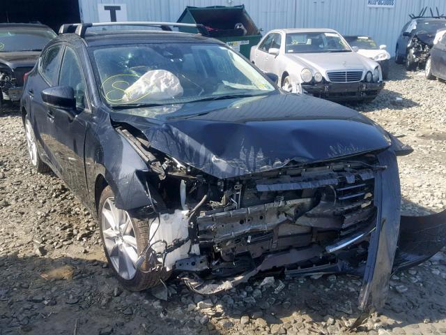 2017 Mazda 3 Grand To 2.5L