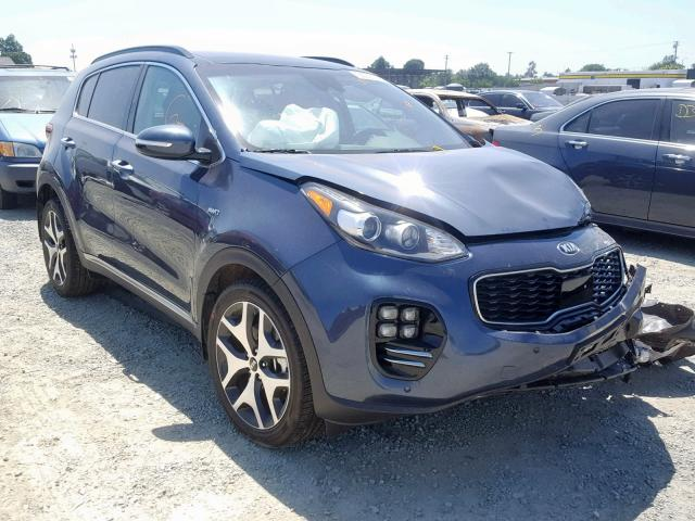 click here to view 2018 KIA SPORTAGE S at IBIDSAFELY
