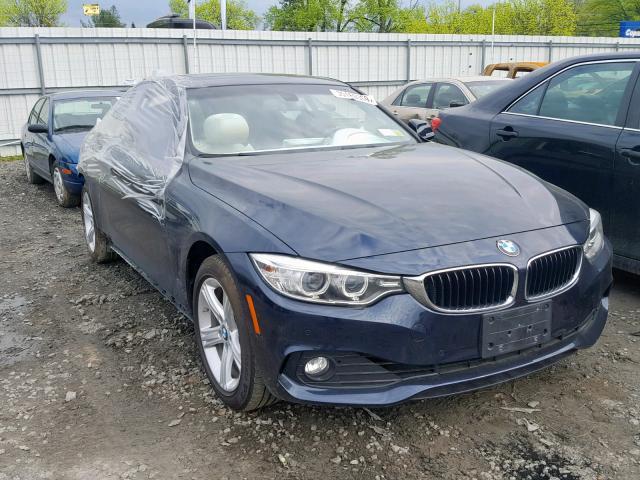 Car Auctions Ny >> 2015 Bmw 428 Xi Photos Ny Albany Salvage Car Auction