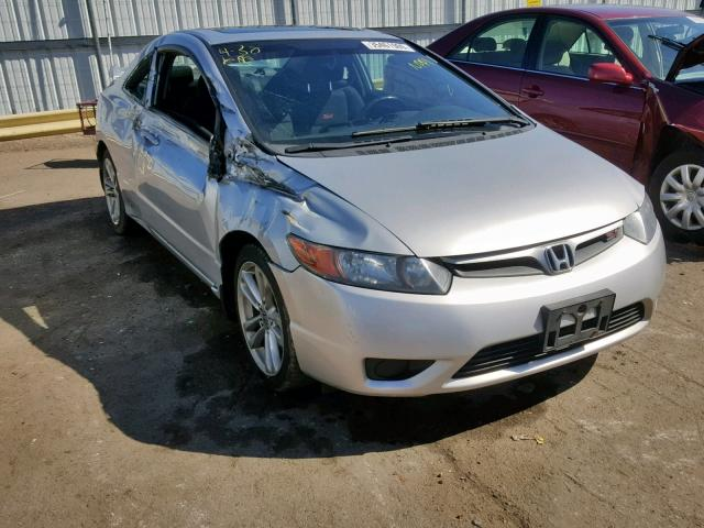 click here to view 2007 HONDA CIVIC SI at IBIDSAFELY