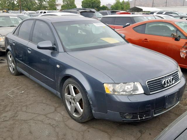 click here to view 2004 AUDI A4 1.8T at IBIDSAFELY