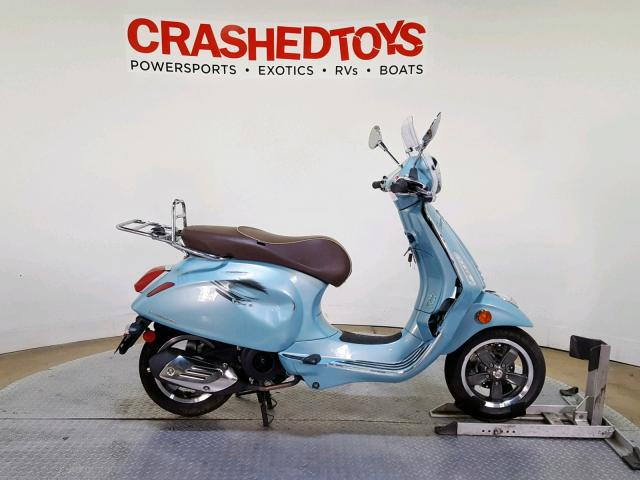 click here to view 2016 VESPA SPRINT 150 at IBIDSAFELY
