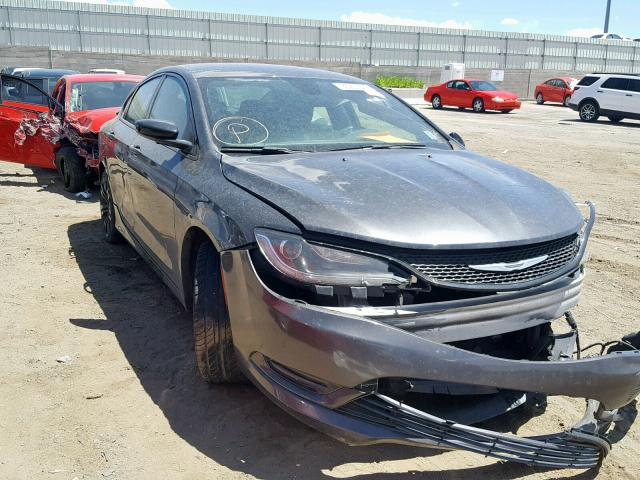 click here to view 2017 CHRYSLER 200 LX at IBIDSAFELY