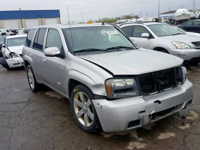 2007 Chevrolet Trailblazer Ss >> 2007 Chevrolet Trailblazer Ss Photos Mi Detroit