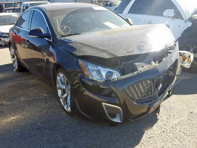 click here to view 2012 BUICK REGAL GS at IBIDSAFELY
