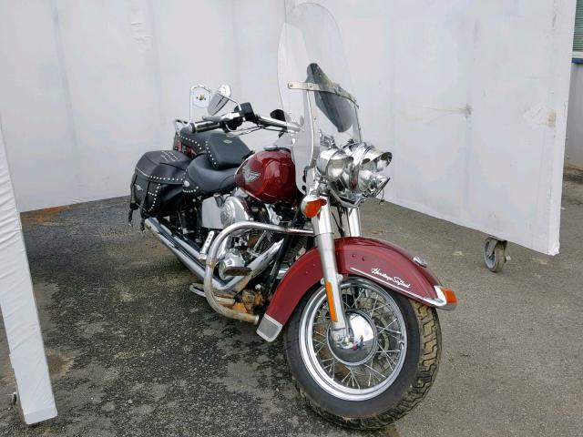 click here to view 2003 HARLEY-DAVIDSON FLSTCI at IBIDSAFELY