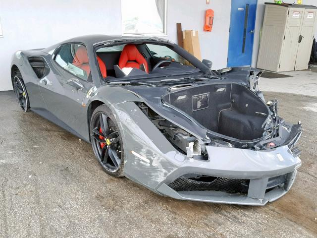 click here to view 2017 FERRARI 488 SPIDER at IBIDSAFELY