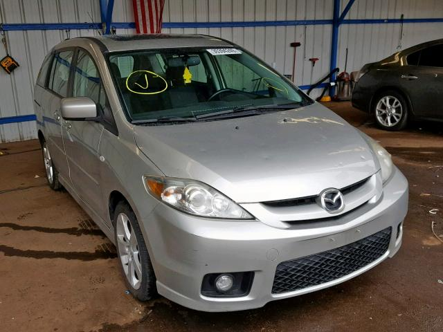 click here to view 2007 MAZDA 5 at IBIDSAFELY