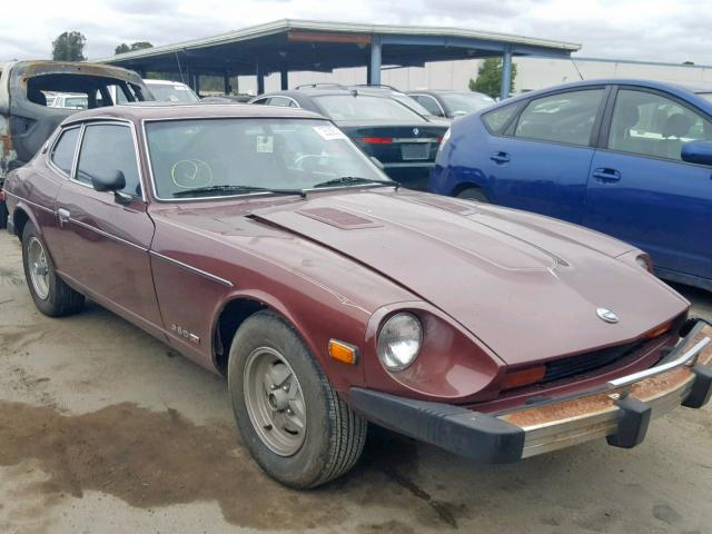 click here to view 1978 DATSUN 280Z at IBIDSAFELY