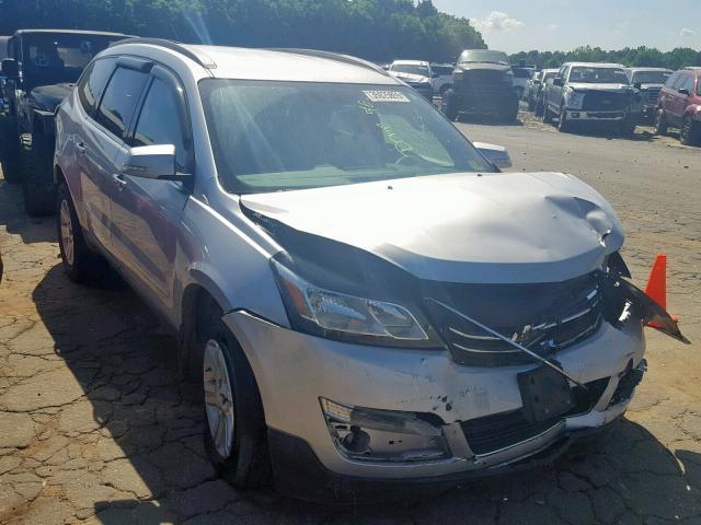 Salvage 2014 Chevrolet TRAVERSE L for sale