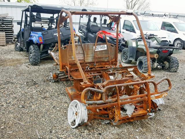 John Deere Gator salvage cars for sale: 2011 John Deere Gator