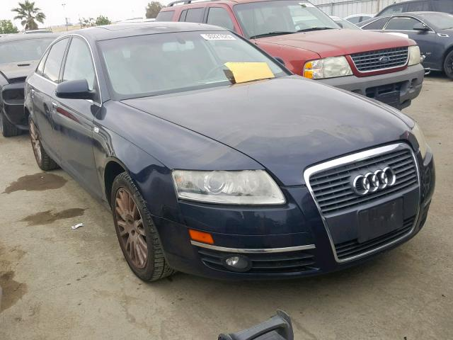 click here to view 2006 AUDI A6 3.2 QUA at IBIDSAFELY
