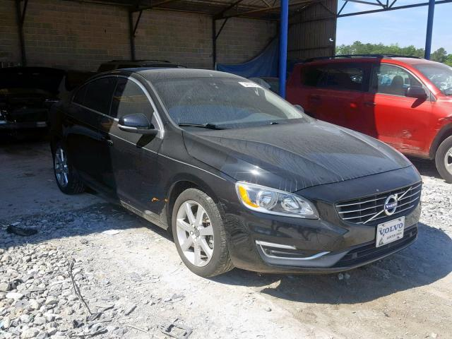 fb877a5612e 2016 Volvo S60 Sedan 4d 2.0L 4 Gas - Black - للبيع - Cartersville ...