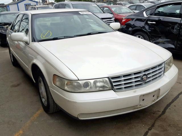 Salvage 2000 Cadillac SEVILLE SL for sale