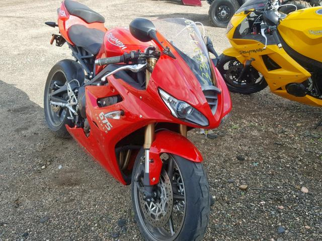 2009 Triumph Daytona 67 for sale in Brighton, CO