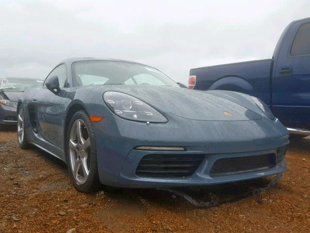 click here to view 2018 PORSCHE CAYMAN at IBIDSAFELY