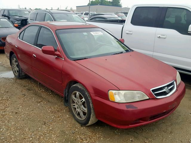 click here to view 2001 ACURA 3.2TL at IBIDSAFELY