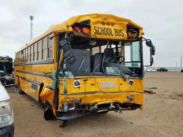 click here to view 1997 THOMAS SCHOOL BUS at IBIDSAFELY