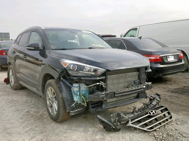 2016 Hyundai Tucson Lim 2.0L