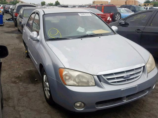 click here to view 2004 KIA NEW SPECTR at IBIDSAFELY
