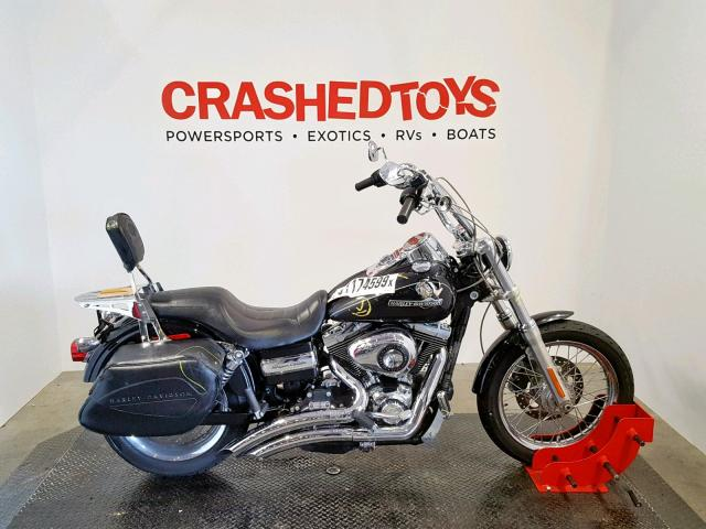 click here to view 2013 HARLEY-DAVIDSON FXDC DYNA at IBIDSAFELY