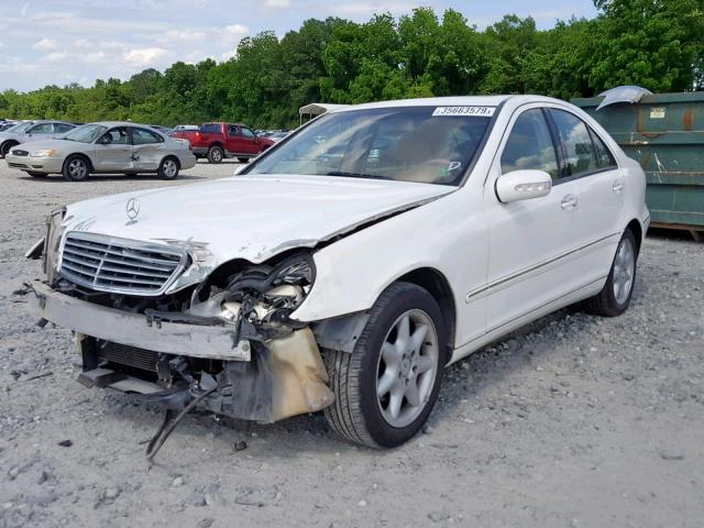 2004 Mercedes Benz C 240 2 6l 6 For Sale In Tifton Ga Lot 35663579