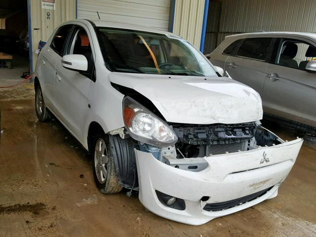 click here to view 2015 MITSUBISHI MIRAGE ES at IBIDSAFELY