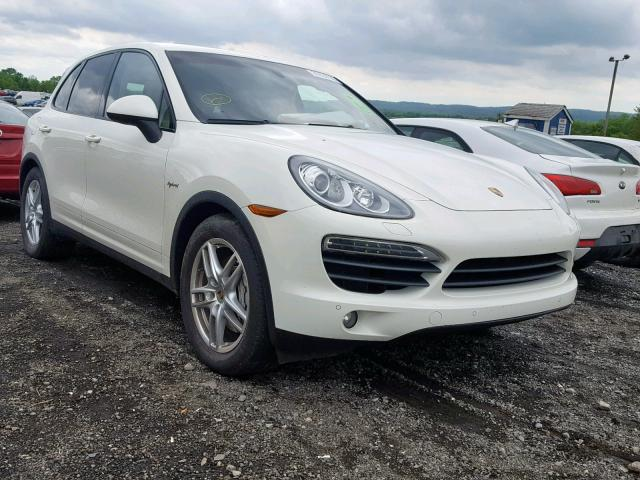 click here to view 2012 PORSCHE CAYENNE S at IBIDSAFELY