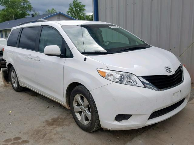 click here to view 2014 TOYOTA SIENNA LE at IBIDSAFELY