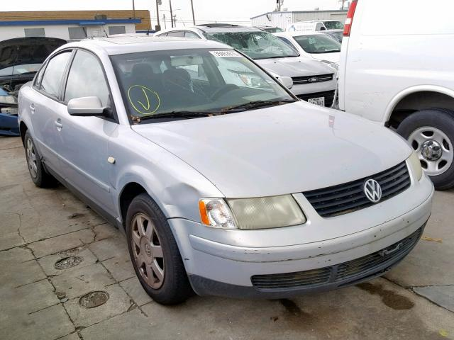click here to view 2000 VOLKSWAGEN PASSAT GLS at IBIDSAFELY