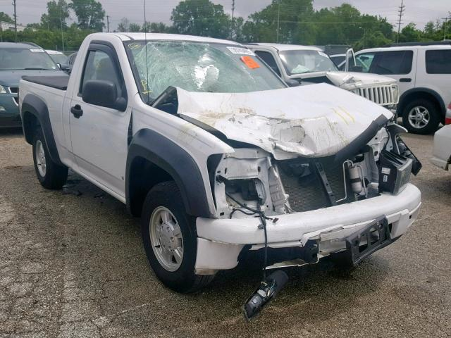 click here to view 2008 CHEVROLET COLORADO L at IBIDSAFELY