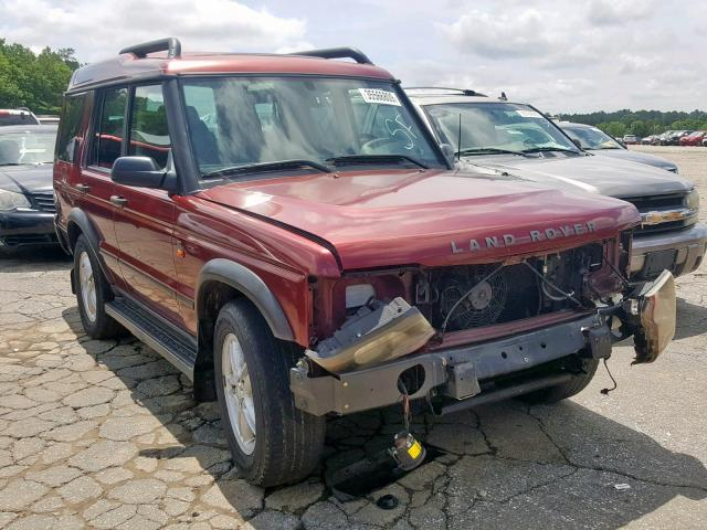 click here to view 2004 LAND ROVER DISCOVERY at IBIDSAFELY