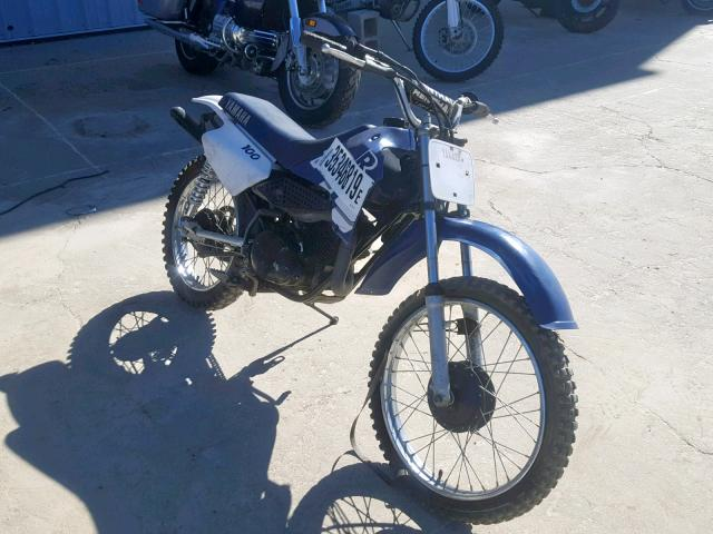 click here to view 1997 YAMAHA RT100 at IBIDSAFELY