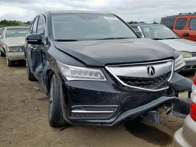 click here to view 2016 ACURA MDX TECHNO at IBIDSAFELY