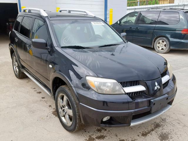 click here to view 2006 MITSUBISHI OUTLANDER at IBIDSAFELY