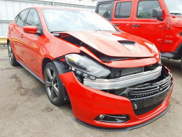 click here to view 2016 DODGE DART GT at IBIDSAFELY