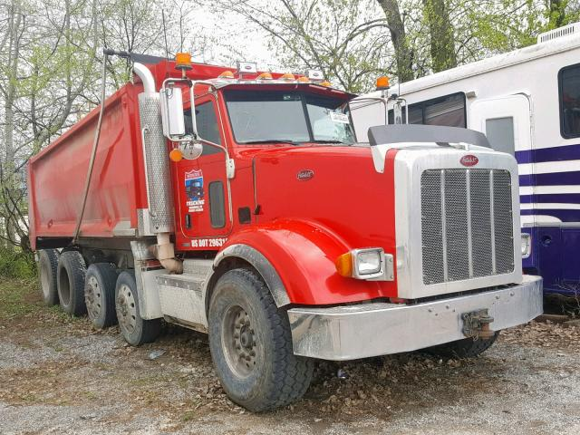 click here to view 2014 PETERBILT 367 at IBIDSAFELY