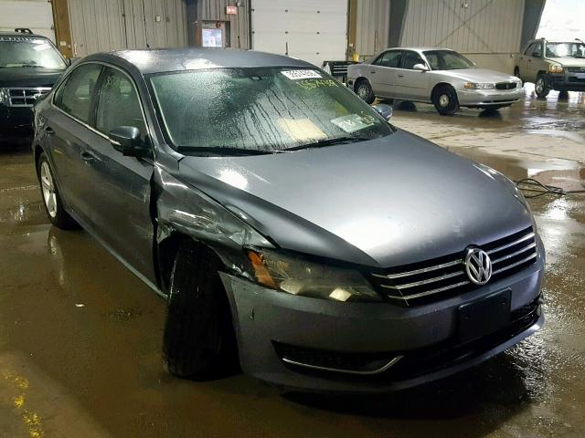 2013 VOLKSWAGEN PASSAT SE Photos | PA - PITTSBURGH SOUTH - Salvage
