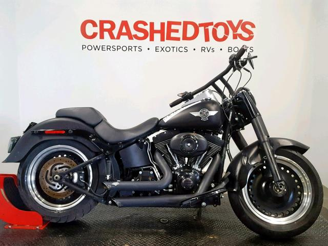 click here to view 2014 HARLEY-DAVIDSON FLSTFB FAT at IBIDSAFELY