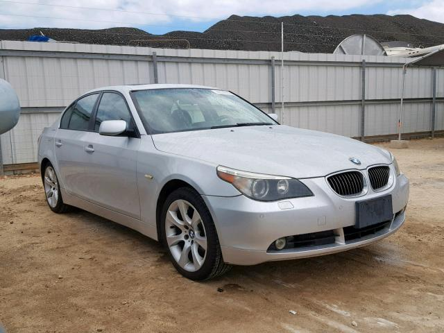 click here to view 2005 BMW 545 I at IBIDSAFELY
