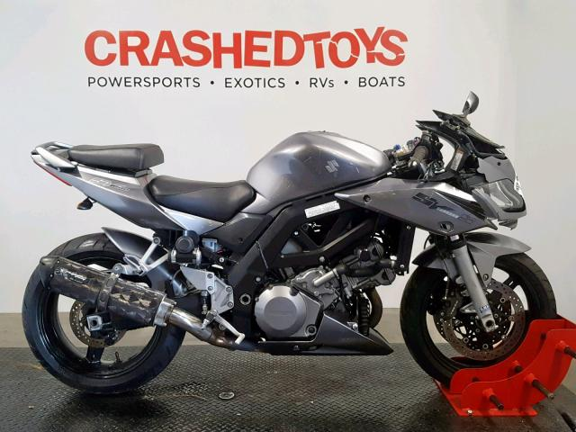 click here to view 2006 SUZUKI SV1000 SK3 at IBIDSAFELY