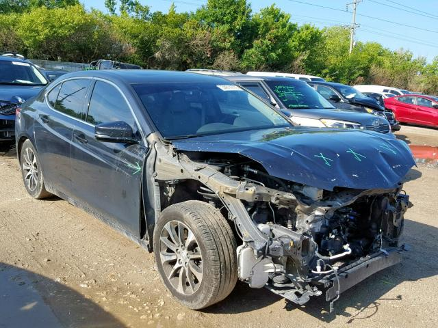2015 ACURA TLX Photos | FL - TAMPA SOUTH - Salvage Car Auction on