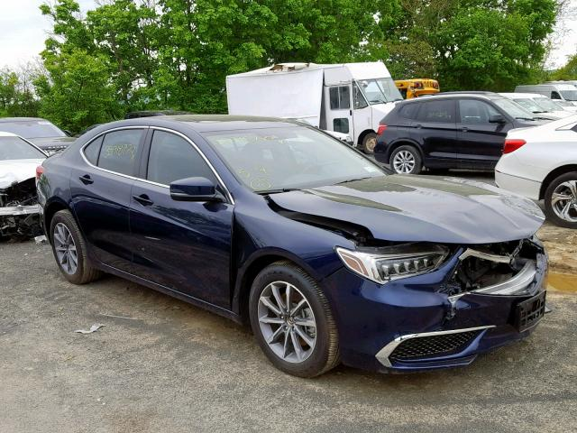 click here to view 2018 ACURA TLX at IBIDSAFELY