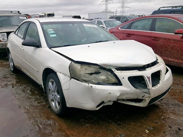 Salvage 2007 Pontiac G6 GT for sale